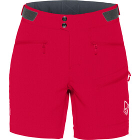 Norrøna Falketind Flex1 Shorts Damen jester red